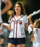 MLB的拉拉队姑娘[17张]